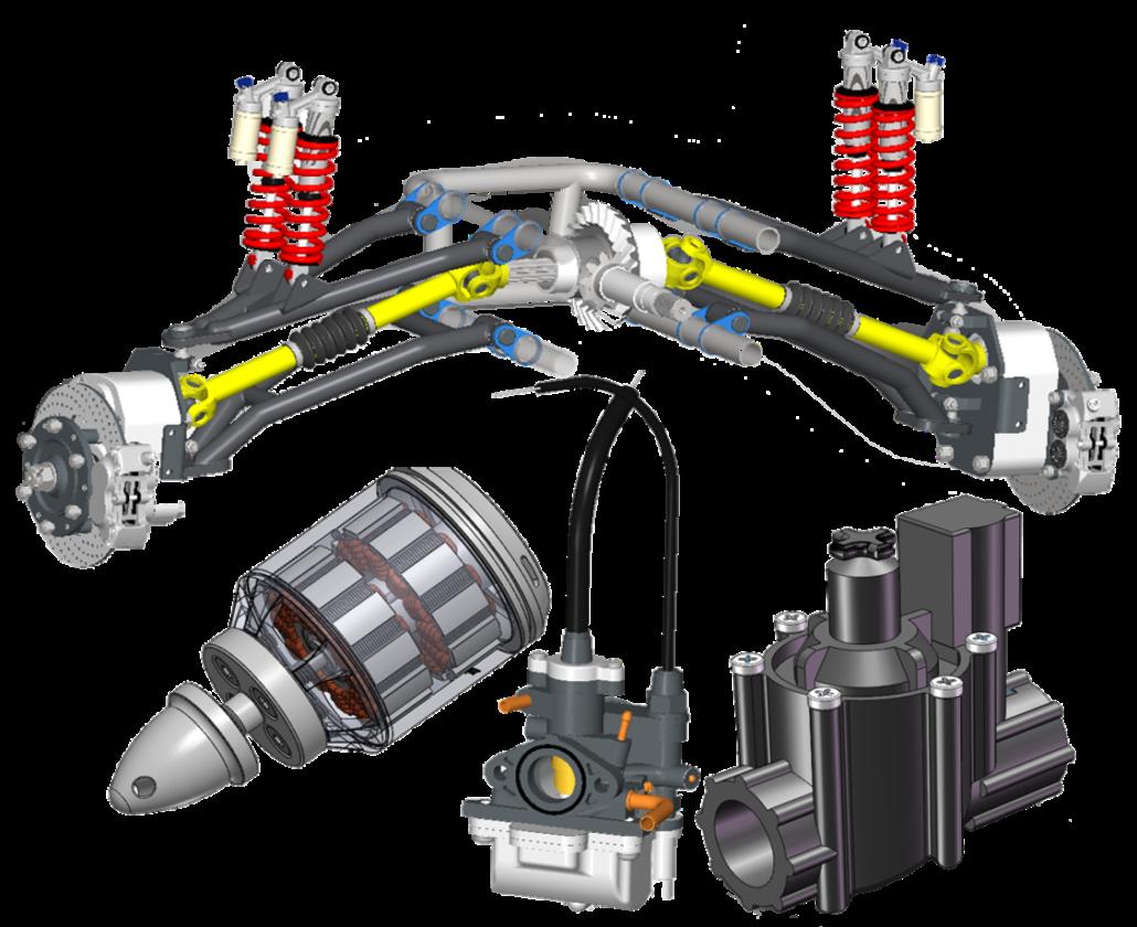 Dipol teknoloji mühendislik tasarımlar konusunda tecrübelidir