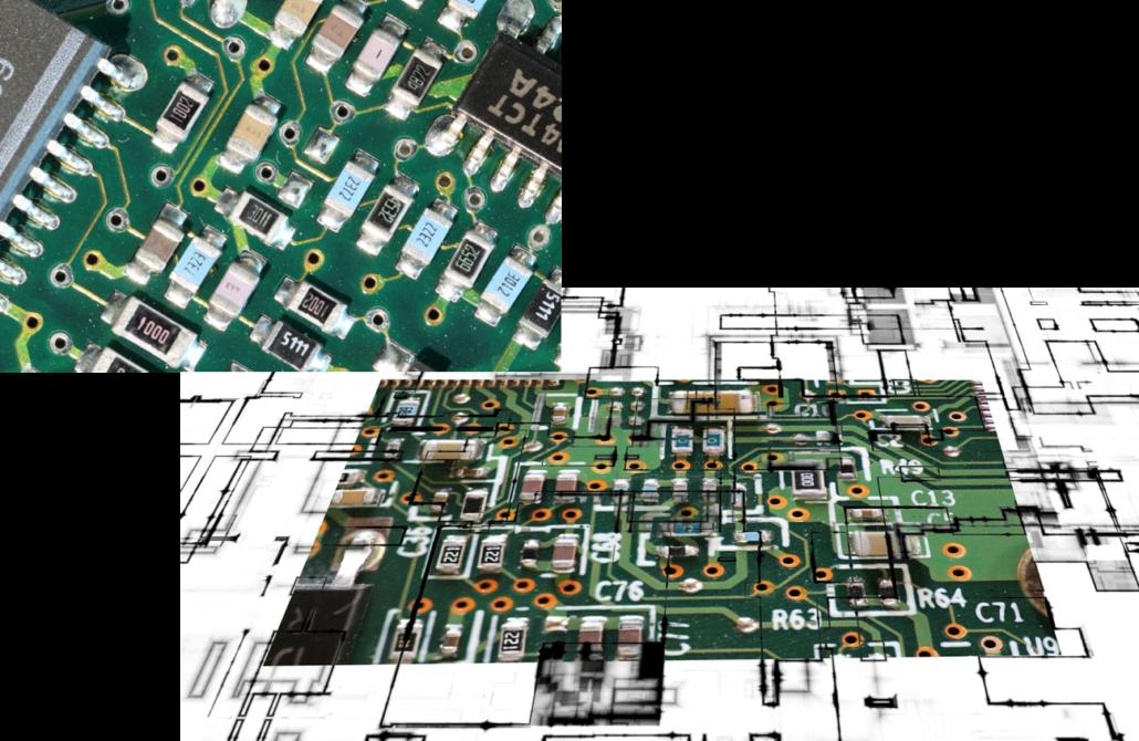 İhtiyaç olan elektronik devrelerin tasarımlarını Dipol Teknoloji yapabilir
