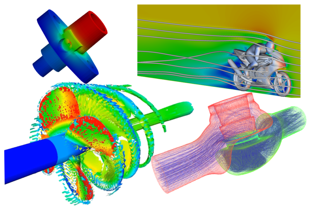 Dipol Teknoloji OpenFoam programı üzerine danışmanlık hizmeti vermektedir